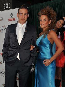 Adriana Fonseca impactó con su belleza en la alfonbra verde de lo...