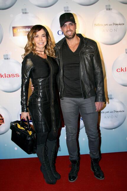 Lis Vega y su esposo Mauro