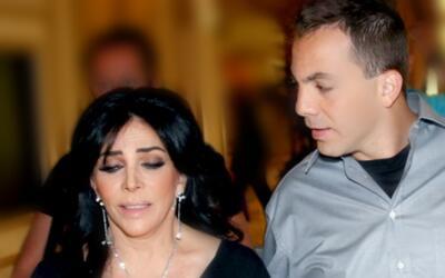Verónica Castro y su hijo Cristian Castro han enfrentado problemas serio...