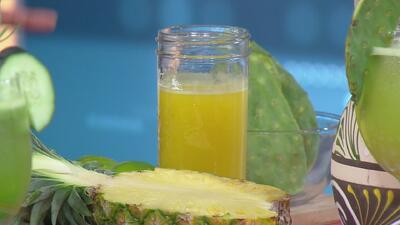 Ingredientes y recetas para preparar agua frescas