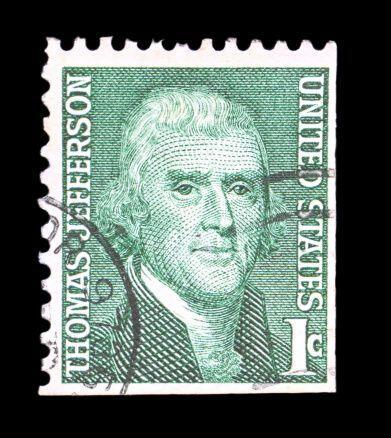 #3- Thomas Jefferson. Mandato desde 4 de marzo de 1801 hasta 4 de marzo...