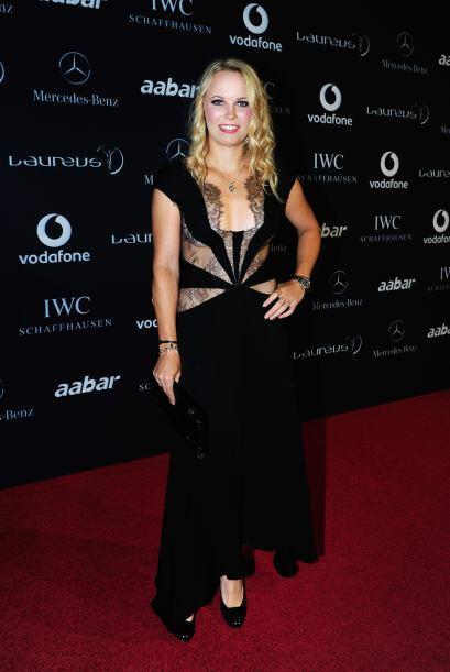 Sin dudas, Wozniacki es una ganadora 'dentro y fuera' de la cancha.