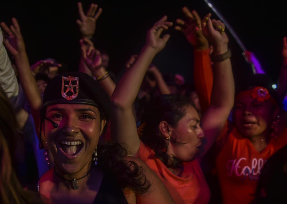 FARC fiesta