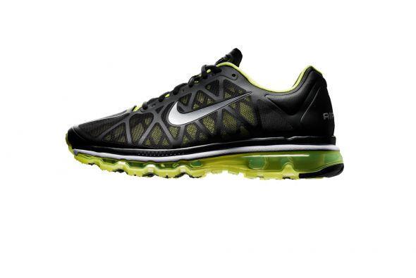 Nike está bien satisfecho con el nuevo modelo Nike Air Max 2011.