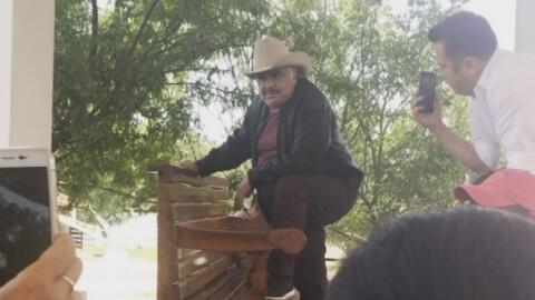 Vicente Fernández reveló que fue sometido a una biopsia