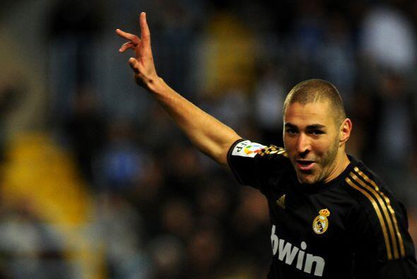 Pero Karim Benzema se encargó de abrir el marcador.