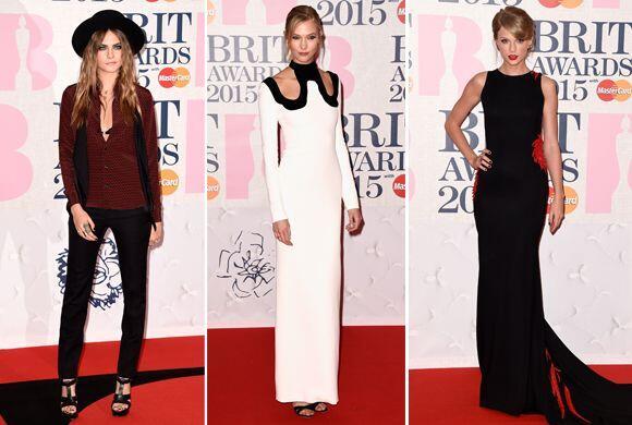 """¡Cuánta moda! Estas celebridades sacaron sus mejores """"trapitos"""" del clós..."""
