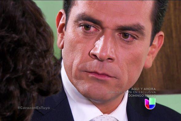 ¿Preparado Fernando? Pues Diego Nicolás no es tu hijo, su padre es Enriq...