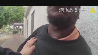 La Policía de Tempe revela el video de un arresto denunciado como un incidente de fuerza excesiva
