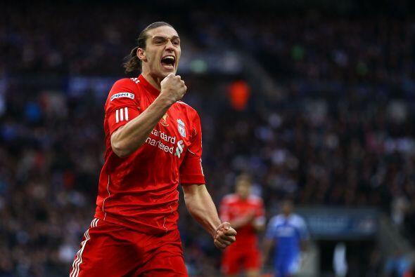 El delantero puso el 2 a 1 y le devolvió las esperanzas a un Liverpool q...