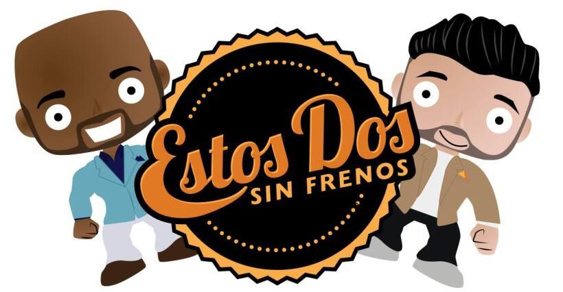 """Víctor Santiago y José """"El Negro"""" Figueroa regre..."""
