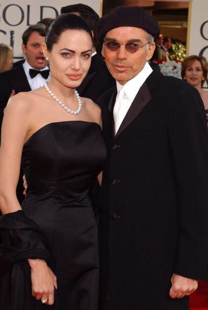 Angelina Jolie fue una de las damas de negro, sin embargo, sentimos que...