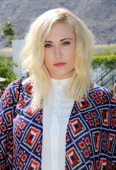 La bella Hayley Hasselhoff, hija del actor, productor y músico David Has...