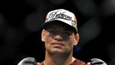 Cain Velásquez está listo para su pelea.