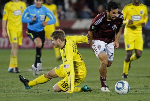 El único gol lo marcó el argentino Pablo Mastroeni.