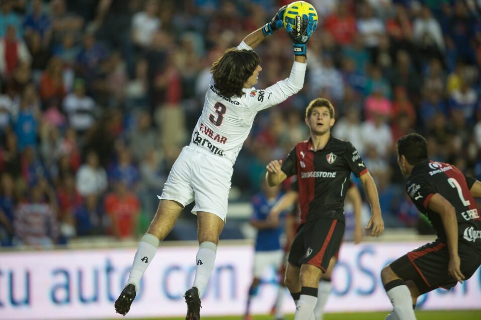 Se acabó el 'Ochoa imbatible' del Lieja, recibió su primer gol  20150307...