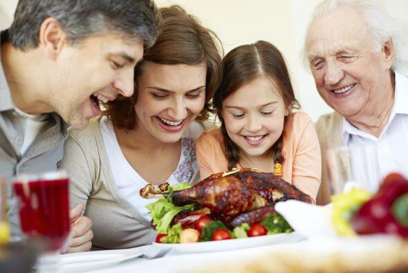 Simplifica. Tu familia estará encantada de pasar Thanksgiving en...