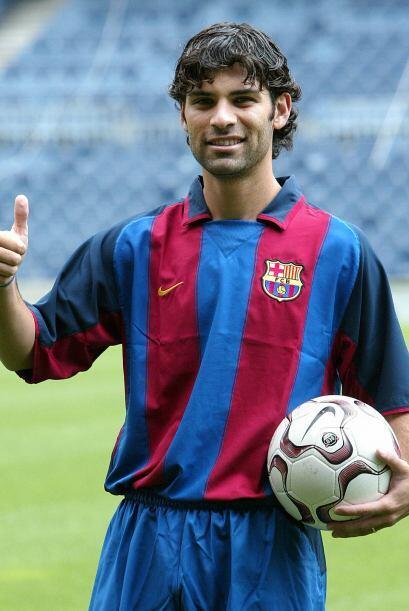 Rafael Márquez afirmó que dos años antes de ir al Barcelona, el Real Mad...