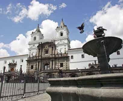 Ecuador: Ciudad de San Francisco de Quito (Primer Patrimonio Cultural de...