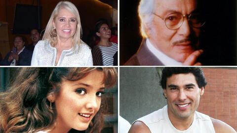 Los consentidos de los productores de telenovela