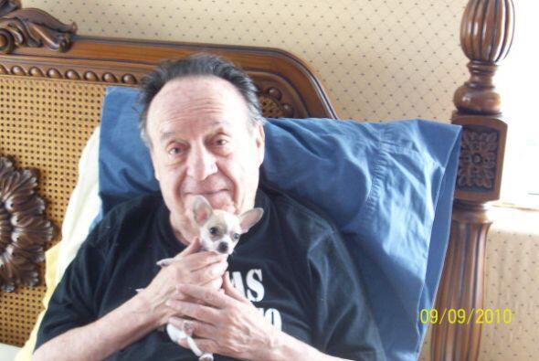 Chespirito sufría de enfisema pulmonar, después de haber f...