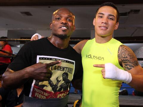 Adrien Broner y Shawn Porter calientan pelea Bradley_Vargas_media%20day_...