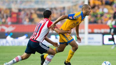 Guido Pizarro ante Chivas el torneo pasado