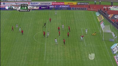 Con estos goles Pumas venció 4-2 a Lobos BUAP en el Estadio Olímpico Universitario