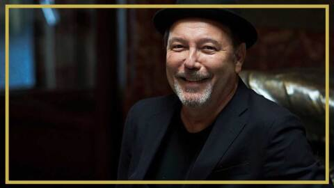 Rubén Blades nominado por Salsa Big Band.
