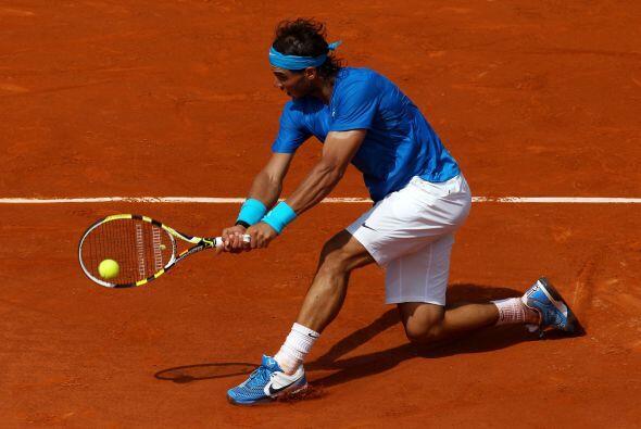 Los números de Nadal son impresionantes: ha ganado con éste 10 torneos d...