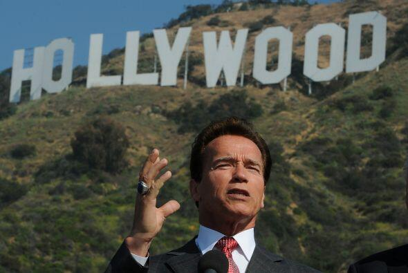 En julio la oficina del gobernador Schwarzenegger había precisado que el...