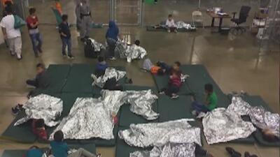 ¿Cómo inició la crisis por la separación de familias inmigrantes en la frontera?