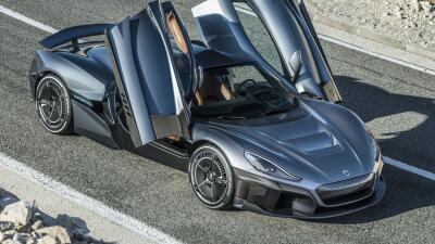 Motor Show Ginebra 2018: Rimac C_Two, el hypercar eléctrico con casi 2,000 caballos