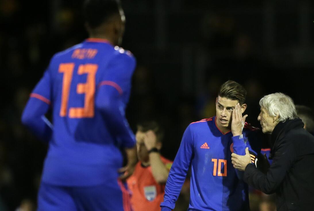 En fotos: Colombia igualó sin goles contra Australia pero mostró confian...