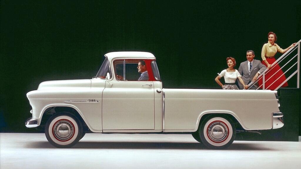Nuestras 15 camionetas pickups favoritas de todos los tiempos 1955-chevr...