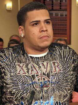 El es Jonathan Valentín Rodríguez, el demandado.