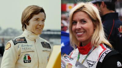 Mujeres que han estado como pilotos de Fórmula 1