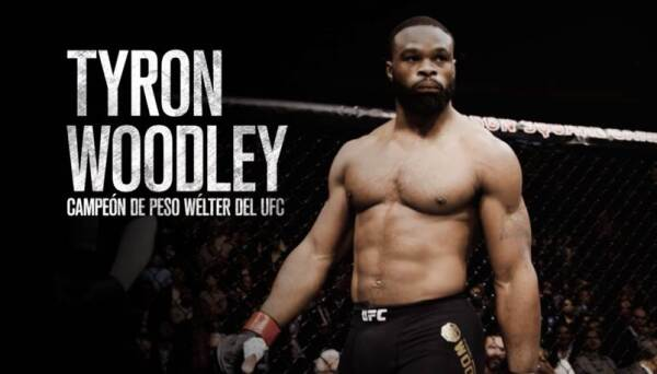 "Tyron ""The Chosen One"" Woodley"