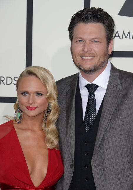 Blake y Miranda