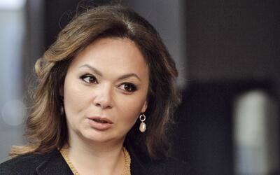 Foto del 8 de noviembre de 2016 de la abogada rusa Natalia Veselnitskaya...