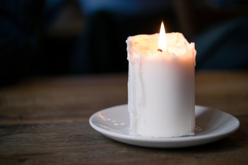 vela blanca