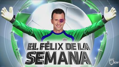 El Félix de la semana se protagonizó este fin de semana en la Liga MX