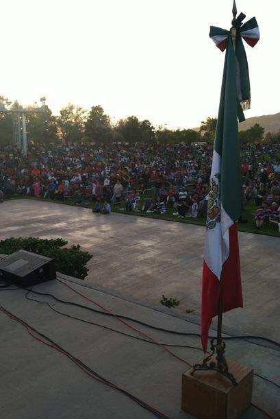 El Paso se unió a las celebraciones mexicanas
