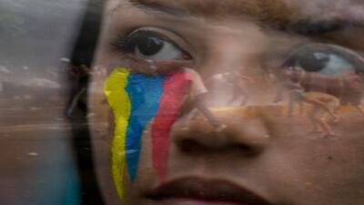 Venezuela: un mes de protestas en 90 segundos