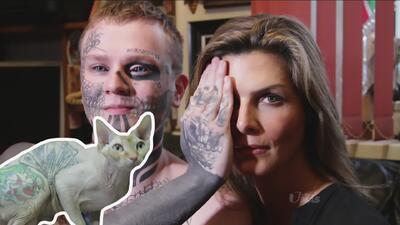 Tatuajes en ojos y animales: Monserrat Oliver descubrió qué hay detrás de estos escalofriantes diseños