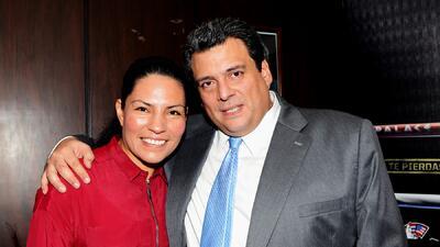 Ana Marí Torres y Mauricio Sulaimán