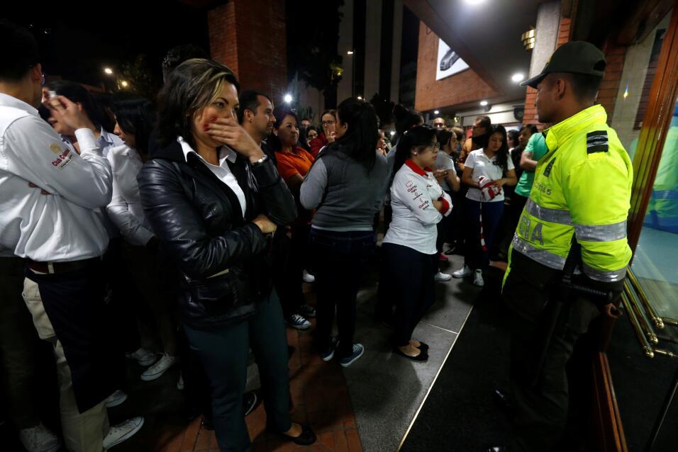 Qué se sabe del atentado en Colombia en el que murieron tres mujeres 201...