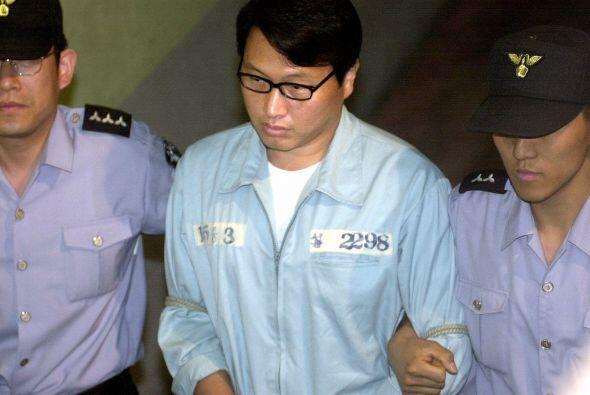 En 2004 la Corte Suprema de Seúl suspendió la pena de c&aa...