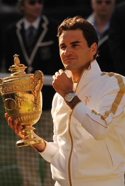 Federer, actual tercer raqueta del mundo, es considerado como el mejor d...