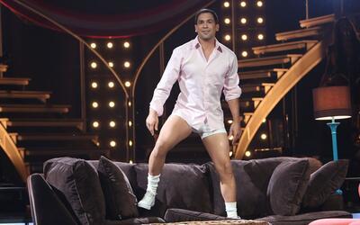 Bobby Pulido en Mira Quién Baila.